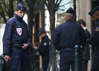 A gunman has opened fire inside Liberation's office in Paris