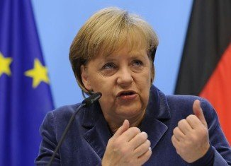 Chancellor Angela Merkel could be sworn in for a third term in office next month if SPD members ratify the deal