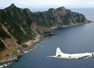 """China has created an """"air-defense identification zone"""" over an area of the East China Sea, covering islands that are also claimed by Japan"""