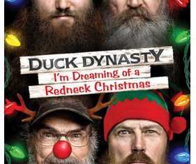 Duck the Halls features the bearded Louisiana clan singing traditional Christmas carols and duck-themed songs in the latest addition to their stable of merchandise