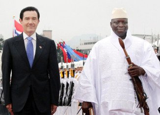 Gambia has decided to cut its diplomatic ties with Taiwan