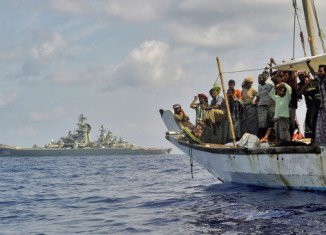 Horn of Africa pirates netted more than $400 million in ransom money between 2005 and 2012