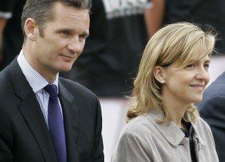 Inaki Urdangarin is married to King Juan Carlos's second child, the Infanta Cristina