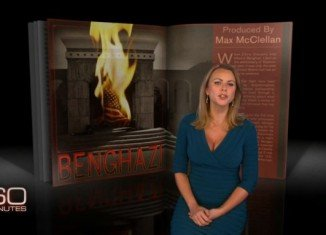 Lara Logan, a reporter for 60 Minutes, said a source had provided false information during a Benghazi report aired on October 27