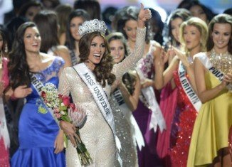 Miss Venezuela Gabriela Isler was crowned Miss Universe 2013 on November 9th in Moscow