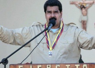 Nicolas Maduro says he will use the special powers to tackle corruption and the economic crisis