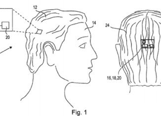 Sony has filed a patent application for SmartWig