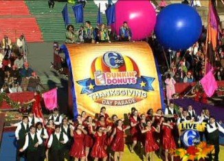 The 94th Annual 6abc Dunkin' Donuts Thanksgiving Day Parade kicks off on November 28 with a half hour preview show followed by three hours of parade action