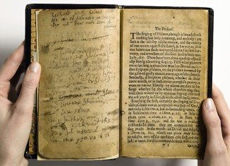 The Bay Psalm Book was printed in 1640 and is the first known book to be printed in what is now the US
