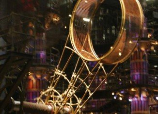"""The Cirque De Soleil acrobat was performing in an act known as the """"Wheel of Death"""" during showing of the Zarkana stage production at the Aria Resort and Casino when he slipped and fell off the wheel"""