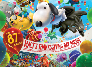 This year's Macy's Thanksgiving Day Parade will have four new balloons