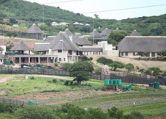 Thuli Madonsela's reports allegedly says Jacob Zuma home's upgrades included a visitors' lounge, amphitheatre, cattle enclosure, swimming pool and houses for his relatives