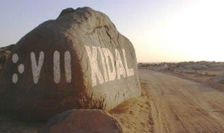 Two French journalists have been kidnapped in the northern Mali town of Kidal