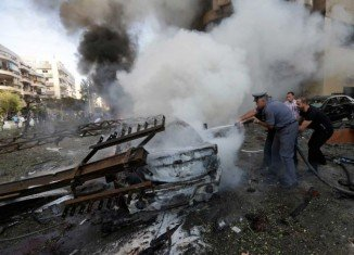 Two explosions have hit the Iranian embassy in Beirut in quick succession, killing at least 22 people