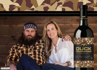 Willie Robertson announced that Duck Commander Wines will hit stores this month