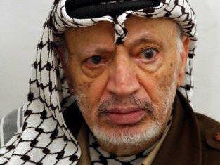 Yasser Arafat had high levels of radioactive polonium in his body