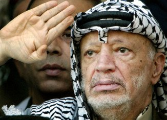 Yasser Arafat may have been poisoned with polonium-210