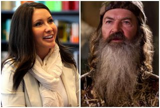 """Bristol Palin entered the Duck Dynasty controversy saying that gay activists are """"hypocritical"""" to take offense at Phil Robertson's remarks"""