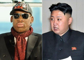 Dennis Rodman revealed he didn't meet Kim Jong-un on his latest visit to North Korea
