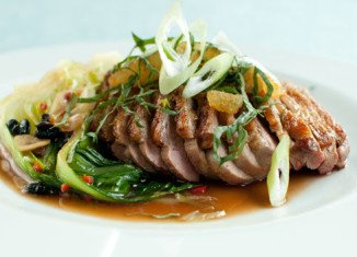 Duck and Dressing