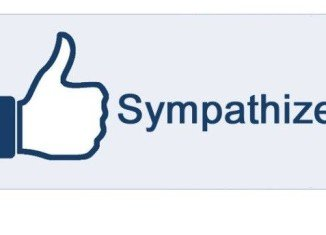 "Facebook has developed a ""Sympathize"" button as an alternative to the ""Like"" button for use in certain situations"