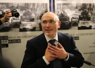 Former Russian oil tycoon Mikhail Khodorkovsky was recently freed after 10 years in jail