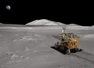Jade Rabbit robotic rover has been successfully landed on the surface of the Moon