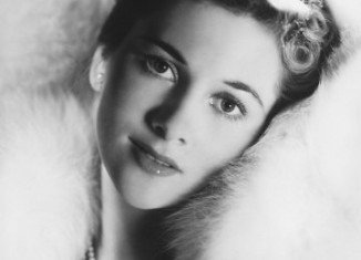 Joan Fontaine won an Oscar as a vulnerable wife in the movie Suspicion in 1942