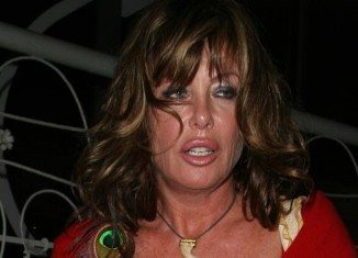 Kelly LeBrock was reportedly spotted driving erratically, speeding and failing to brake at a stop sign