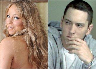 Mariah Carey and Eminem long-running feud continues