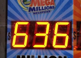 Mega Millions $636 million jackpot will be split among at least two winners after tickets in California and Georgia matched all six winning numbers