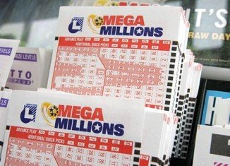 Mega Millions jackpot for the next draw on December 17 raised to an estimated to $550 million