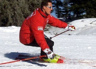 """Michael Schumacher is """"fighting for his life"""" after the ski accident in the French Alps"""