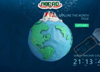 NORAD Tracks Santa started in 1955