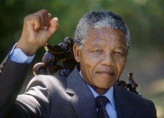 Nelson Mandela is receiving home-based medical care