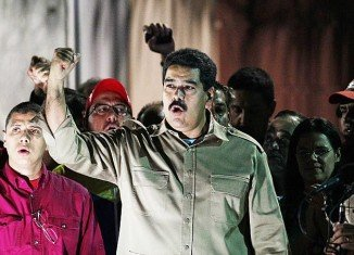 """Nicolas Maduro has said he has proof that massive power cut in Caracas and other cities was caused by """"right-wing"""" saboteurs"""