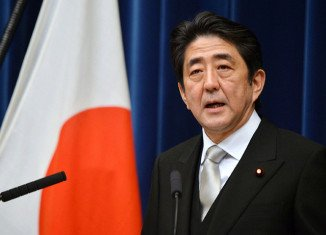 PM Shinzo Abe has called for Japan to broaden the scope of activities performed by its military