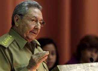 """President Raul Castro has called for """"civilized relations"""" with the US"""