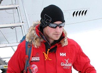 Prince Harry successfully reached the South Pole after more than two weeks of travelling