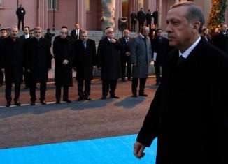 Recep Tayyip Erdogan has announced a major cabinet reshuffle after three ministerial resignations over a corruption inquiry