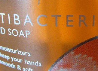 The FDA has warned that antibacterial chemicals in soaps and body washes may pose health risks