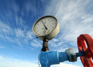 The cost of Russian gas supplied to Ukraine has been slashed by 33 percent