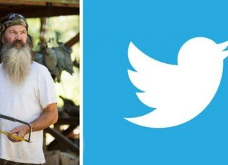Twitter has blocked people from tweeting IStandWithPhil