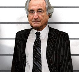 Bernard Madoff has been returned to jail after being hospitalized for a heart attack last month