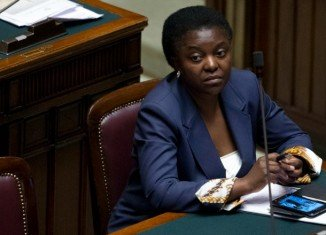 Cecile Kyenge has called for more support as she endures relentless non-violent racist attacks