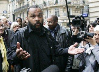 Dieudonne M'bala M'bala has appealed against a ban on his show