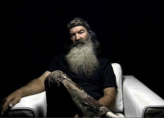 Duck Dynasty's Phil Robertson revealed he might have faith in something a bit more supernatural