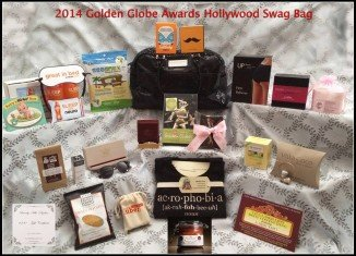Golden Globes swag bags 2014