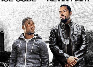 Ice Cube's cop comedy Ride Along stayed firm at number one in North American box office