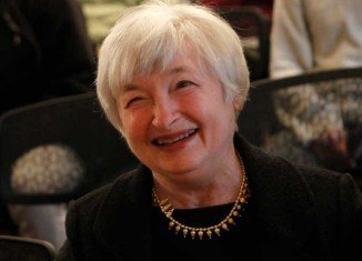 Janet Yellen has been confirmed by US Senate as the next head of the Federal Reserve